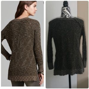 Free People Sweaters - Free People: jeepster honeycomb sweater ✨SZ:XS